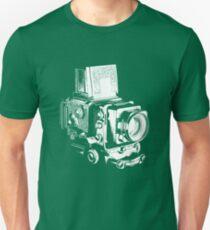 Medium Format Camera (White) T-Shirt