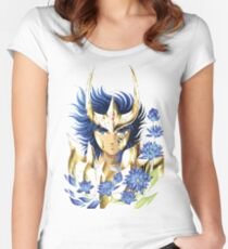 Saint Seiya Ikki Women's Fitted Scoop T-Shirt