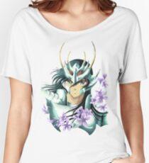 Saint Seiya Shiryu Women's Relaxed Fit T-Shirt