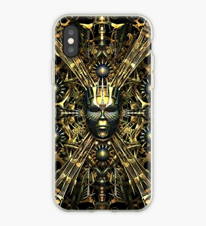 Steampunk Queen Phone Cases iPhone Case