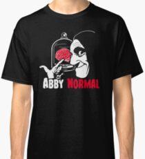 Ab (normales) Gehirn Classic T-Shirt