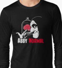 Ab (normales) Gehirn Langarmshirt