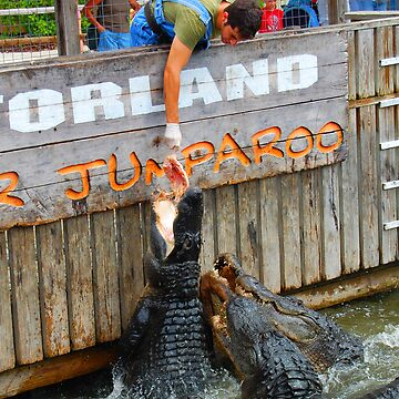 Orlando, FL Gatorland Jumparoo by BiGPaPa
