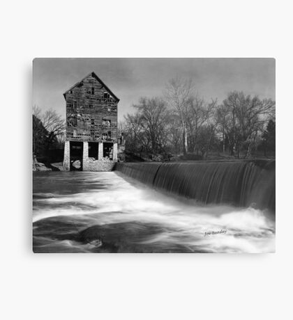 Browns Mill on the Stones River Metal Print