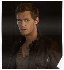 Póster Joseph Morgan - Klaus The Original