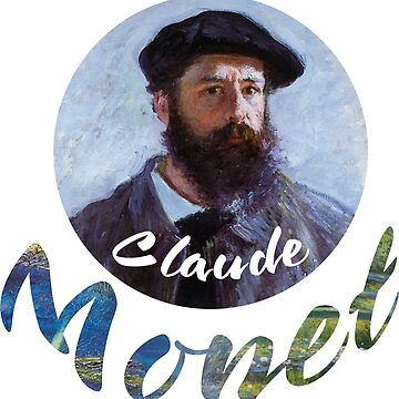 Claude Monet by victorkyoku