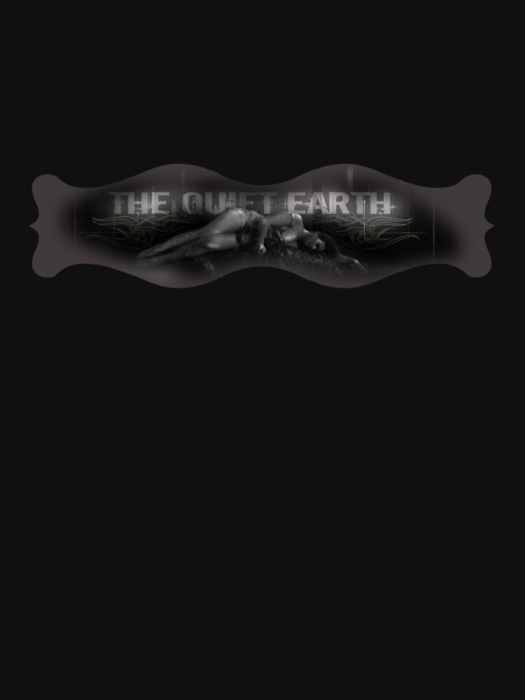 The Quiet Earth T-SHIRT by paul