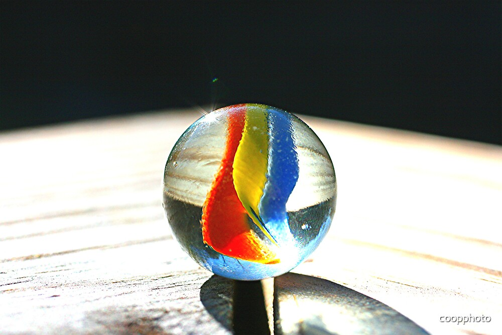 My last Marble by coopphoto