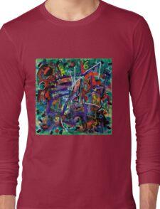 123456 Long Sleeve T-Shirt