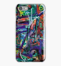 123456 iPhone Case/Skin