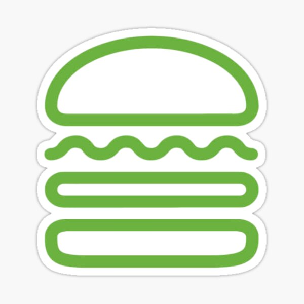 Shake Shack Sticker