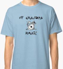My Grandpa Rocks! Drums Classic T-Shirt