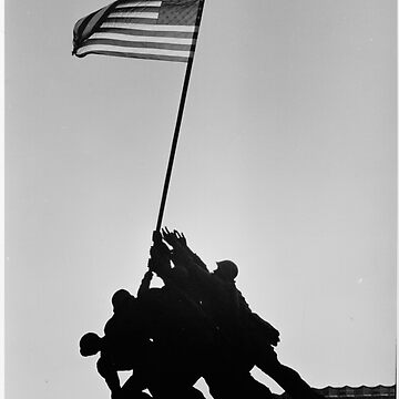 Iwo Jima Memorial in Arlington VA by rudavis