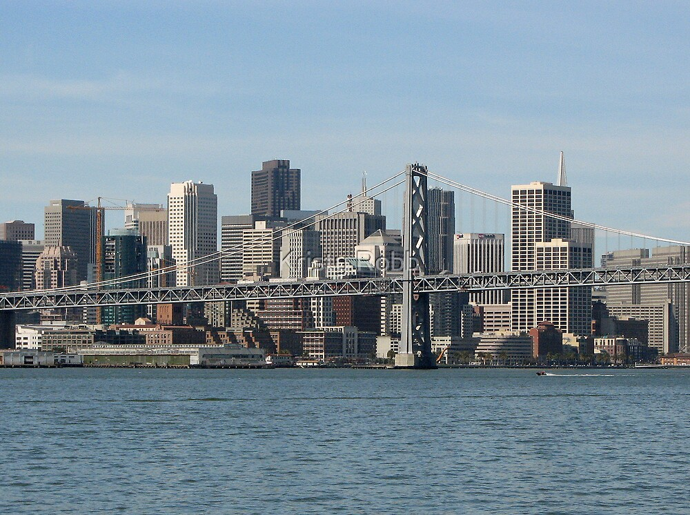 A View into San Francisco by Kristy Robb