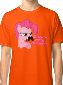 Pinkie Pie - Stealth Mode Activated  Classic T-Shirt