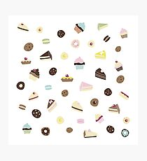 sweets & treats Photographic Print