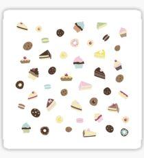 sweets & treats Sticker