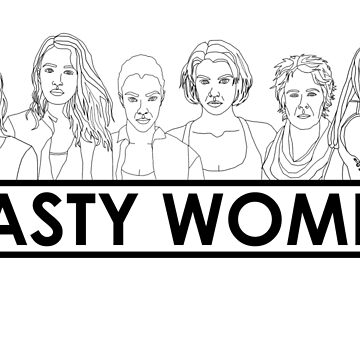 Nasty Women by gageef