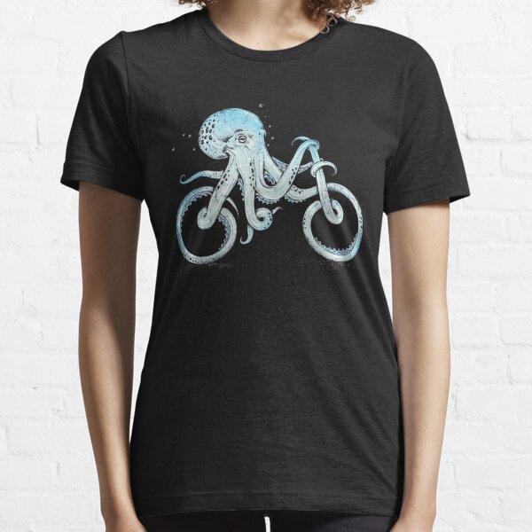 Octopus Bike Essential T-Shirt