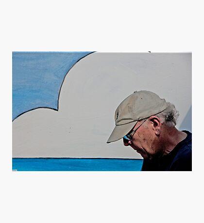 Corner of The Cloud Photographic Print