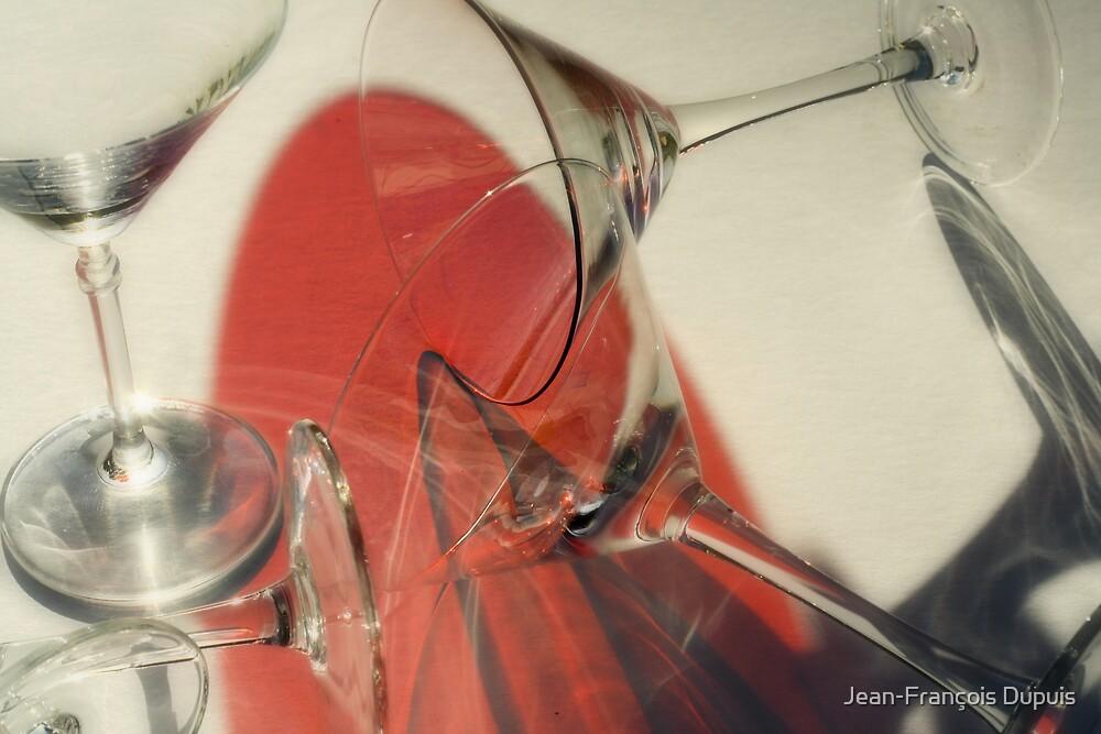 Glasses by Jean-François Dupuis