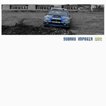 Subaru WRC 1 by cautionjump
