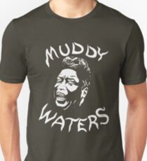 Muddy Waters white T-Shirt