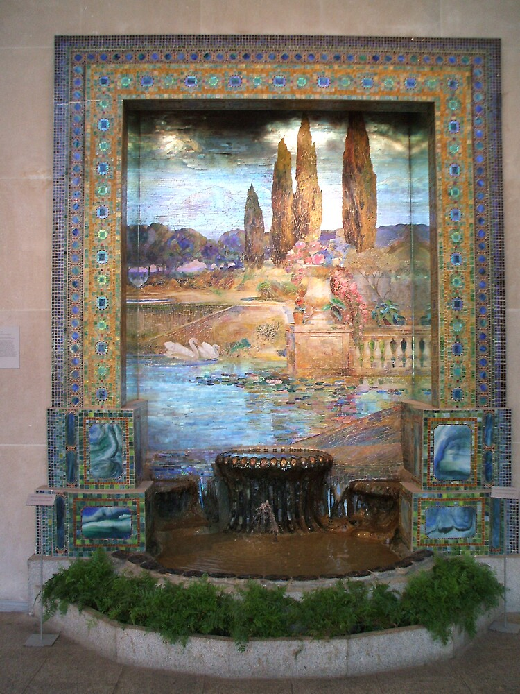 Tiffany Fountain by mazzy24