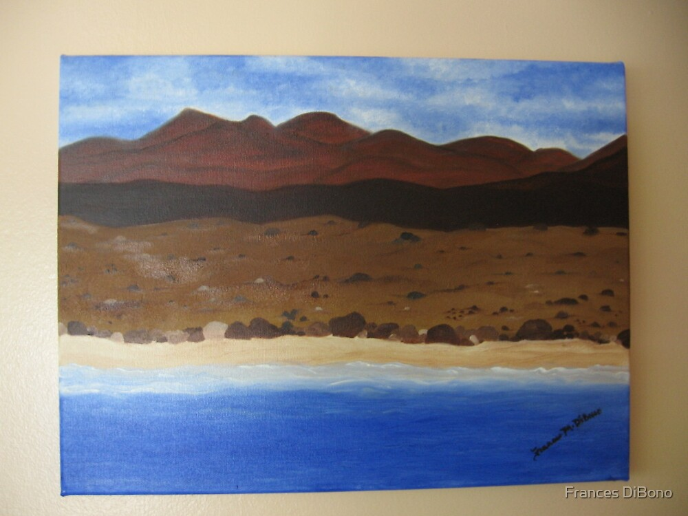 Mountain by Frances DiBono