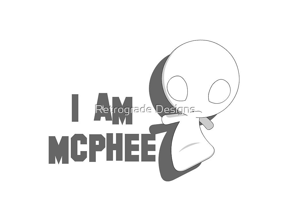 McPhee by Retrograde Designs