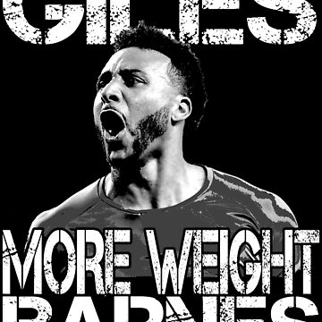 More Weight - Giles Barnes  by TriStar