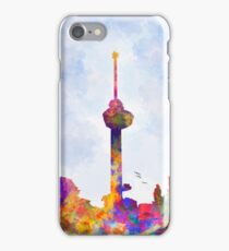 The Euromast of Rotterdam, the Netherlands iPhone Case/Skin