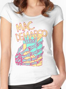 DeMarco  Women's Fitted Scoop T-Shirt
