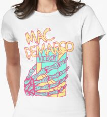 DeMarco  Womens Fitted T-Shirt