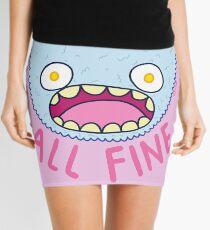 It's All Fine Mini Skirt
