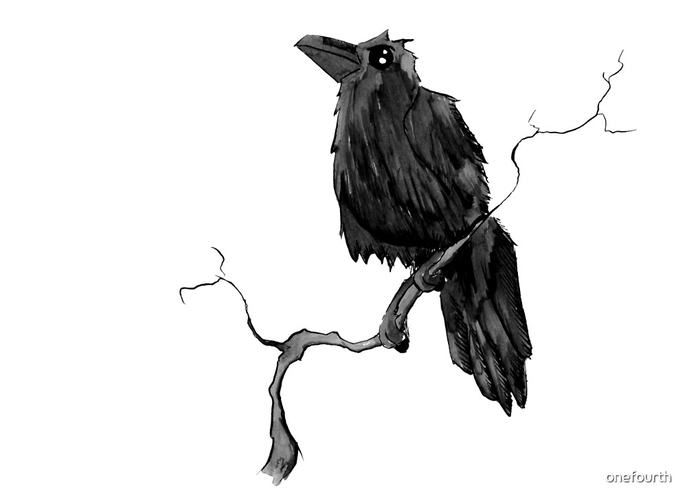 Crows are pretty great by onefourth
