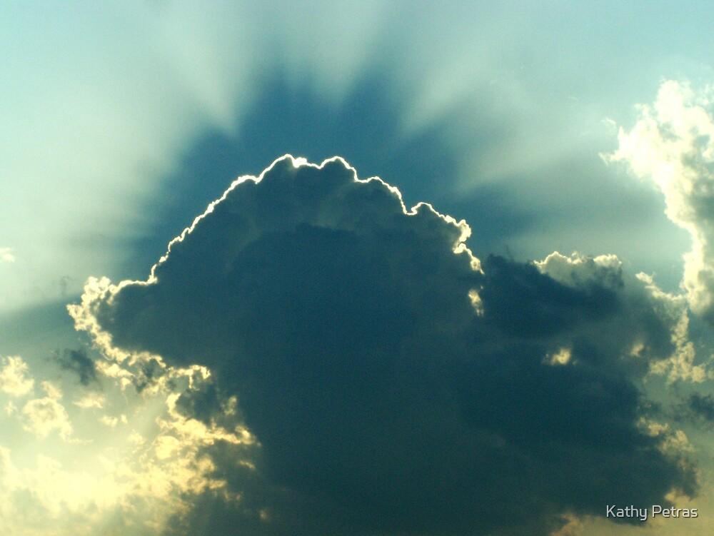 cloud eclipse by Kathy Petras