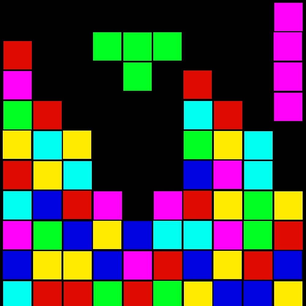 tetris by MallsD