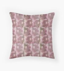 Mist of roses and moss 2 Throw Pillow