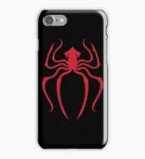 Navy: Squid-Man Red iPhone Case/Skin