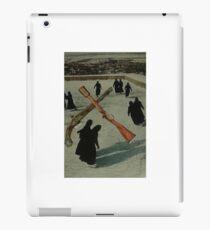 Nuns & Guns iPad Case/Skin