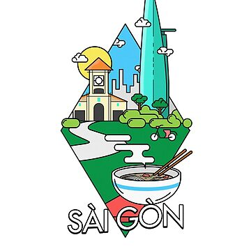 saigon by petervuart