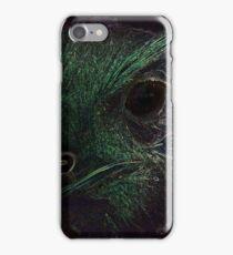 Bright art of ostrich / bigbird in love iPhone Case/Skin