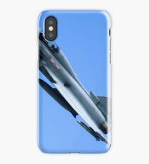 Typhoon of 29(R) Sqn RAF iPhone Case/Skin