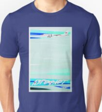 Graphic poster. Russian Arctic Unisex T-Shirt