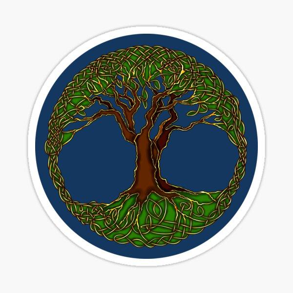 Tree of Life - colour Sticker