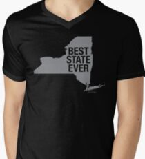 New York - Best State Ever - New York Gifts V-Neck T-Shirt