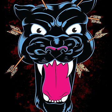 Panther by stuffofkings