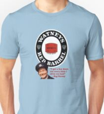 Watney's Red Barrel - Reg Varney Advert T-Shirt