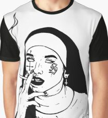 Bad Nun  Graphic T-Shirt